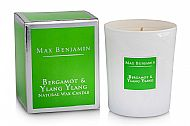 Bergamot & Ylang Ylang Luxury Candle