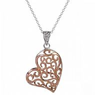 VALENCIA FILIGREE HEART