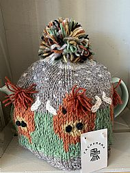 Highland Cow Tea Cosy
