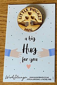 Little pocket hug