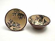 Small frog bowls