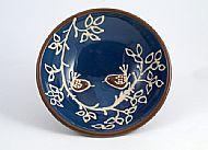Small blue birds bowl