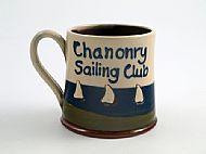 Sailing club mug