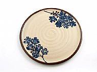Hawthorn dinner plate