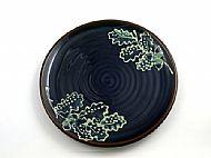 Oak dinner plate