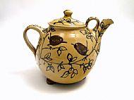 Birds teapot