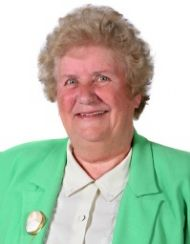 City Councillor Margaret Cornelious