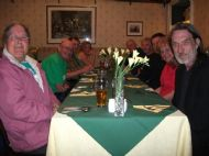 A meal at Invermoriston Hotel