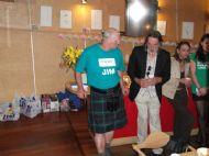 Jim with John & Jay at Maggies
