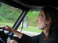 John on the Road Again!