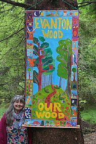 Evanton Woods Banner