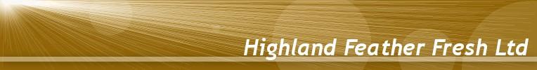 Highland Feather Fresh Ltd.