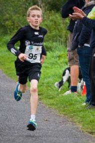 Patrick Lally - Winner of Junior Race