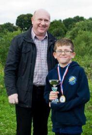 Christopher Perkins - Winner of Mini-Run