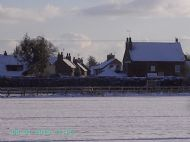 Winter of 2010/11 Laxton from west