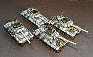 USA WW2 Flames of War Winter army