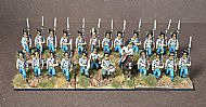 Austrian Hungarian Napoleonic 15mm