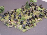 Finnish Karelian forest army