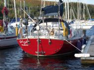 red ruth, stern to, ardfern 2007