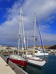 Red Ruth in Porto Santo