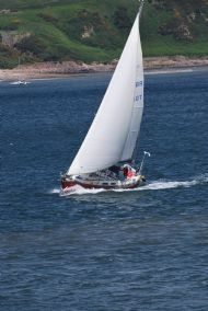 Red Ruth - Moray Firth Cruiser Race