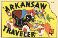 Arkansaw Traveler