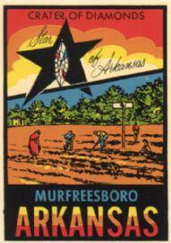 Murfreesboro, Crater of Diamonds
