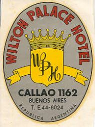 Wilton Palace Hotel Buenos Aires