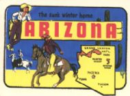 State Map Suns Winter Home & Cowboys (large)