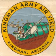Kingman Army Air Field