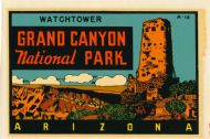 Grand Canyon Watchtower