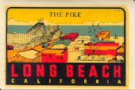 Long Beach the Pike