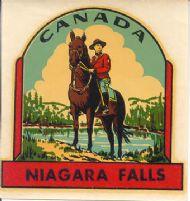 Niagara Falls / Mountie Ontario