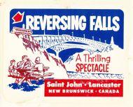 Reversing Falls NB