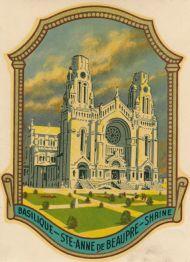 Ste Anne de Beaupré, QUE
