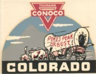 Colorado Conoco Touraide