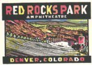Denver, Red Rocks Park