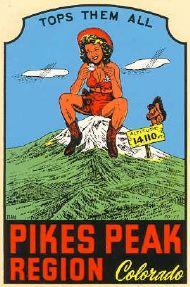 Pikes Peak Region