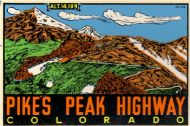 Pike's Peak Highway