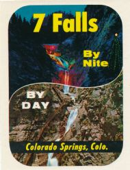 Seven Falls by Nite and Day