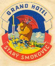 Grand Hotel Stary Smokovec
