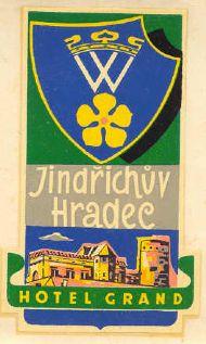 Grand Hotel Jindrichuv Hradec