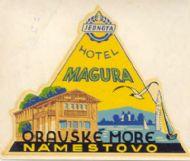 Hotel Magura triangle