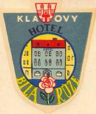 Hotel Bila Ruze Klatovy