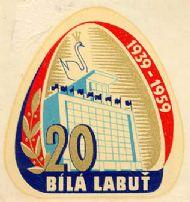 Bila Labut 1939 - 1959