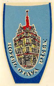 Hotel Otava Pisek