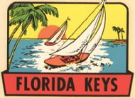 Florida Keys, Sailing boats