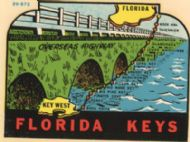 Florida Keys, Overseas Highway, green