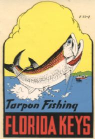 Florida Keys, Tarpon Fishing