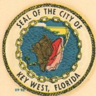 Key West, City Seal